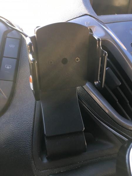 Handyhalterung mit Gelenk