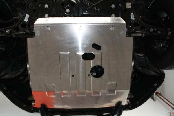 Unterfahrschutz Motor + Getriebe, Aluminium